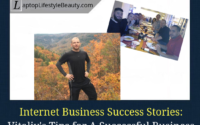 An Interview With Tips on How to Start a Small Online Business at Home (For Beginners)